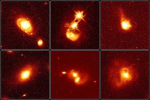 Quasars-hubble